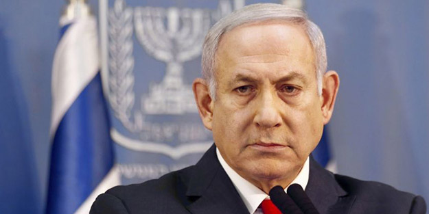 Netanyahu eli boş döndü