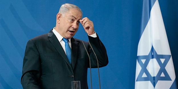 Netanyahu karantinaya girdi