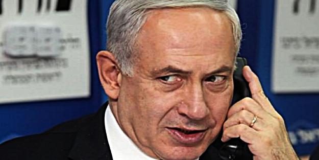Netanyahu'dan 'ağabey'ine teşekkür telefonu!
