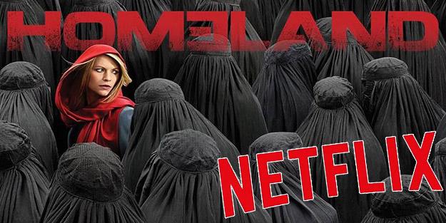 Netflix İslamofobiyi körüklüyor