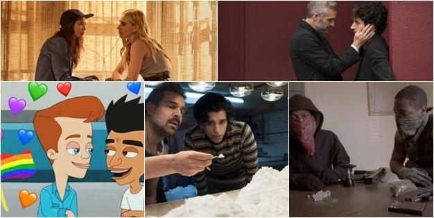 Netflix uyuşturucu ve eşcinsel sapkınlık propagandası yapıyor!