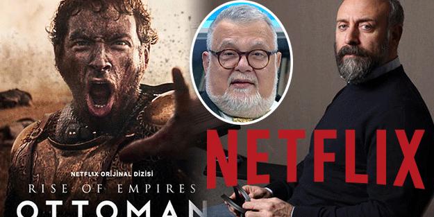 Netflix'ten yeni 'Osmanlı dizisi'! Dışkı sever Celal Şengör başrolde...