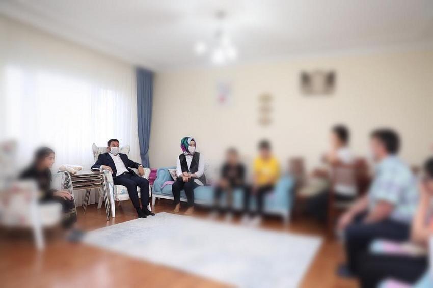Nevşehir Belediyesi'nden 500 aileye bayram hediyesi