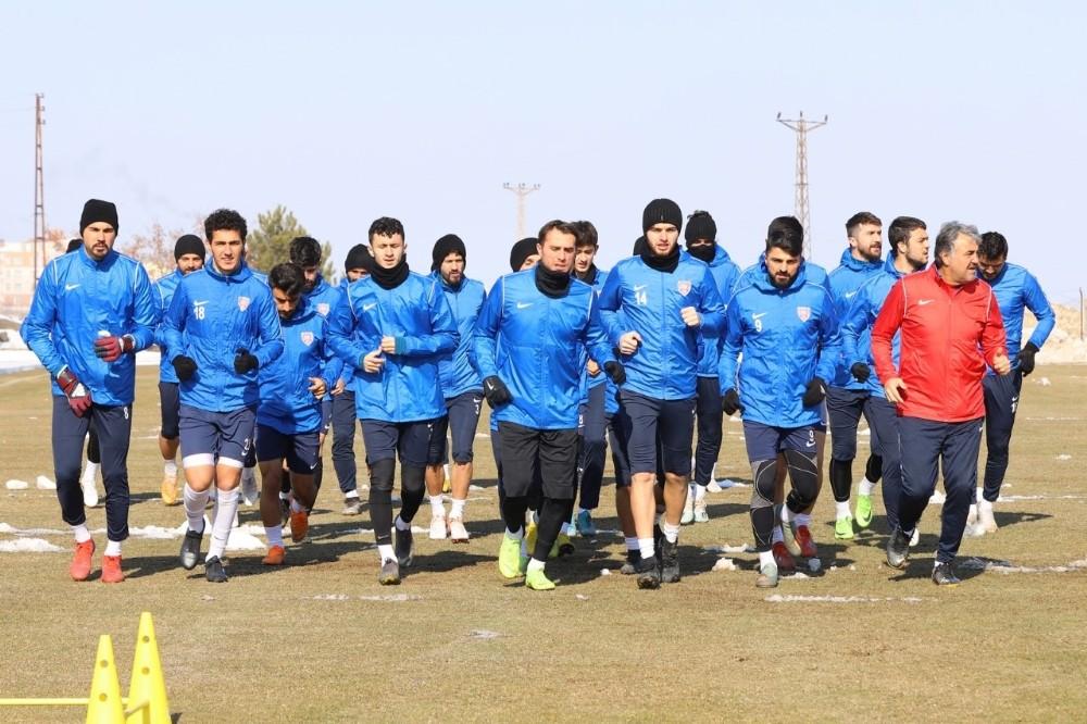 Nevşehir Belediyespor, Halide Edip Adıvarspor maçı için hazırlıklarını tamamladı