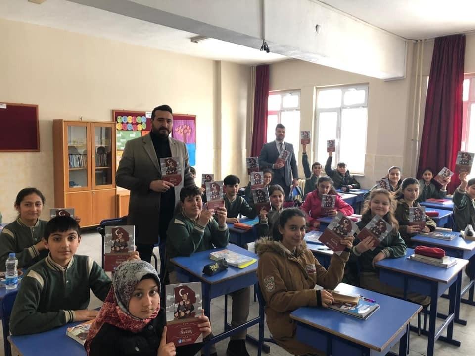 Nevşehir Ülkü Ocakları çalışmaları ile takdir topluyor