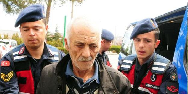 Nevşehir'de oğlunu öldüren baba tutuklandı