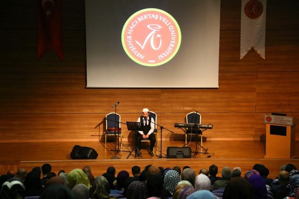 NEVÜ'de 'Kur'ân-ı Kerim Meâl Yarışması' ödül töreni düzenlendi