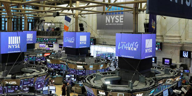 New York borsası haftanın ikinci gününü yükselişle tamamladı
