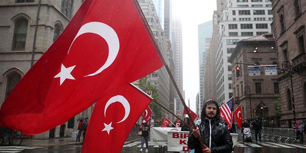 New York'ta 37. Türk Günü kutlandı