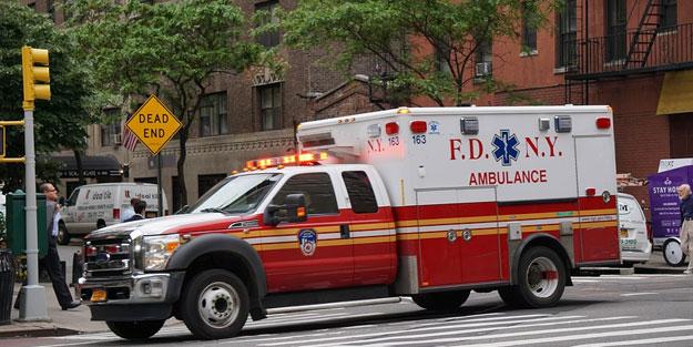 New York'ta ambulans çağırmak için servet ödüyorlar