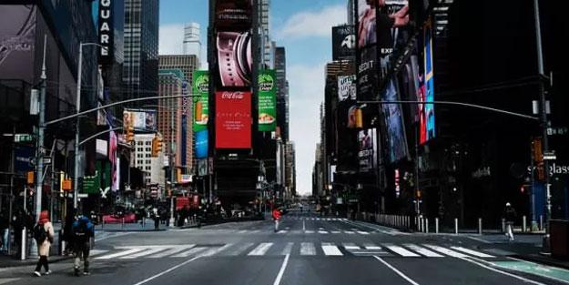 New York'ta koronavirüs oranları düşüyor