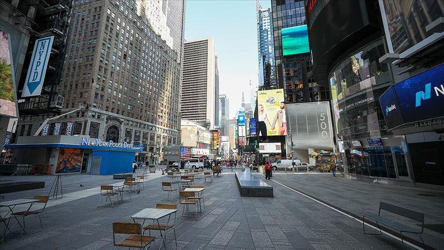 New York'ta restoranlar dış mekanda servise başlıyor