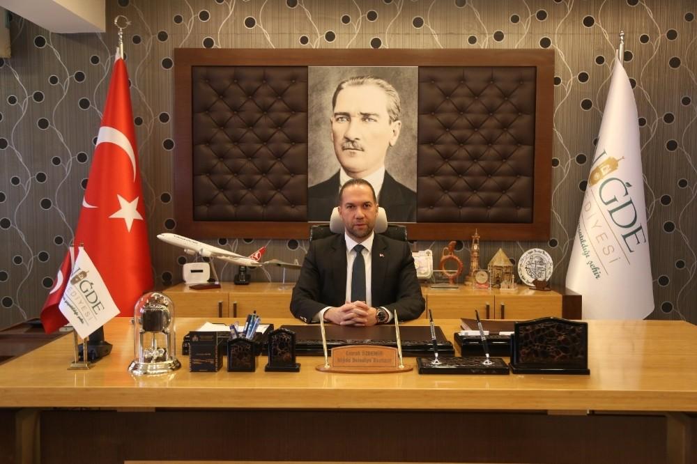 Niğde Belediye Başkan Özdemir'den Polis Haftası Kutlama Mesajı
