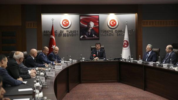 Nihat Zeybekci: Türkiye'nin zaman kaybına tahammülü yok