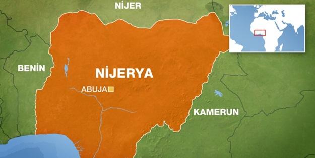 Nijerya'da 10 kadın ve çocuk kurtarıldı