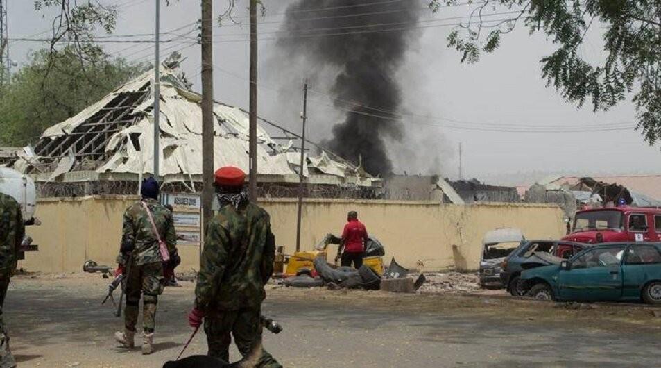 Nijerya'da camiye kanlı baskın: 5 ölü