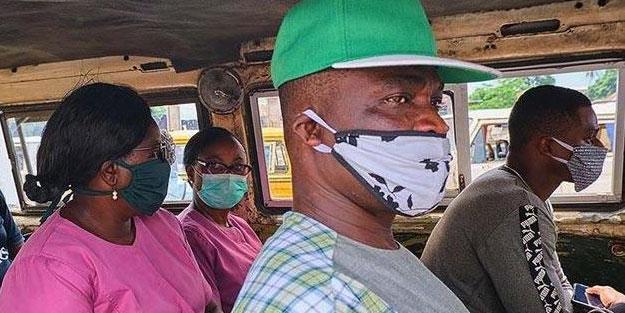 Nijerya'da koronavirüs vaka sayısı 45 bini geçti
