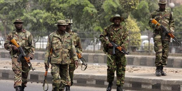Nijerya'da silahlı çeteye operasyon! Çok sayıda ölü var