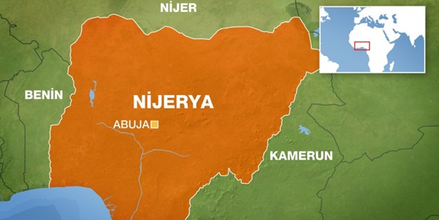 Nijerya'da yolcu otobüsü yandı: 12 ölü
