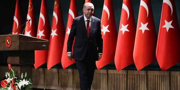 Nijerya'dan Cumhurbaşkanı Erdoğan'a Küresel Müslüman Kişilik ödülü