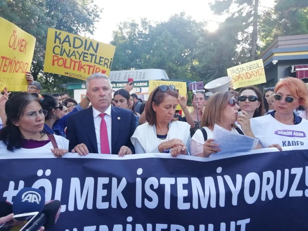 """Nilgün Demir Nuray:""""Emine Bulut'un haykırışı, hepimizin haykırışıdır"""""""