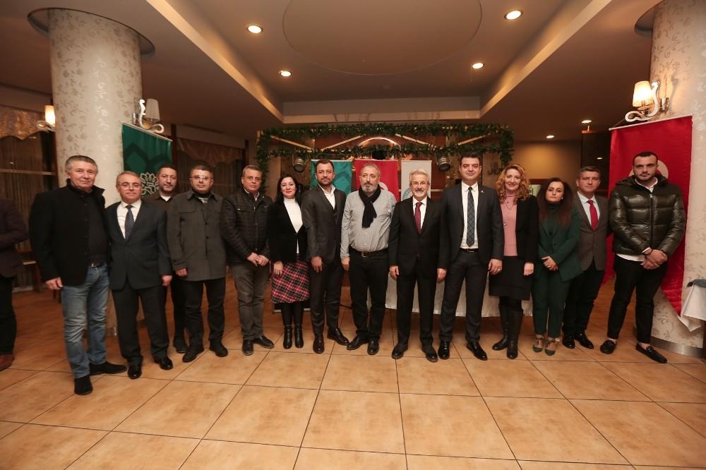 Nilüfer Belediyespor'un yeni başkanı Turgay Erdem