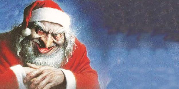 Noel Baba bizim babamız değildir