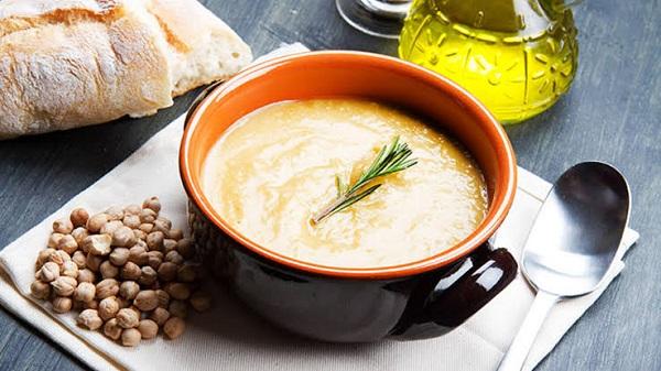 Nohut çorbası nasıl yapılır? Nohut çorbası tarifi