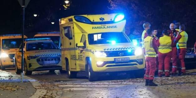 Norveç'te okula saldırı: Çok sayıda ölü ve yaralı var