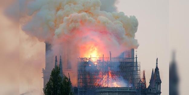 Notre Dame Katedrali ne zaman yapıldı?   Notre Dame Katedrali yangını