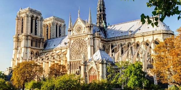 Notre Dame Katedrali nerede? | Notre Dame Katedrali yangını