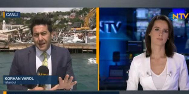 NTV'yi sarsan açıklama: Koronavirüs test sonucu pozitif çıktı