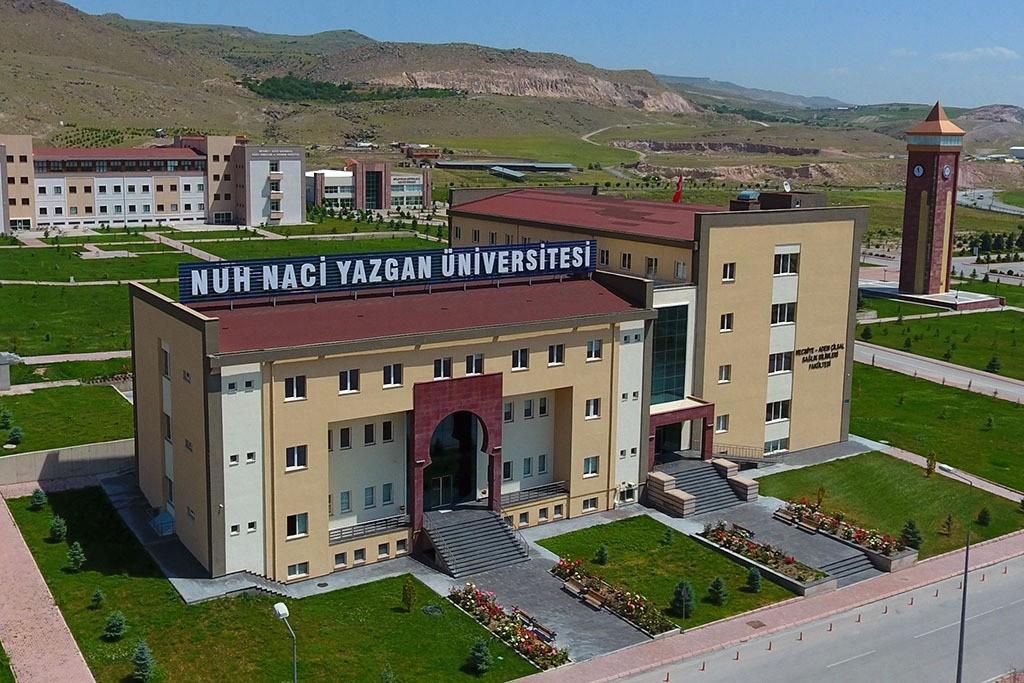 Nuh Naci Yazgan Üniversitesi 6 öğretim üyesi alacak