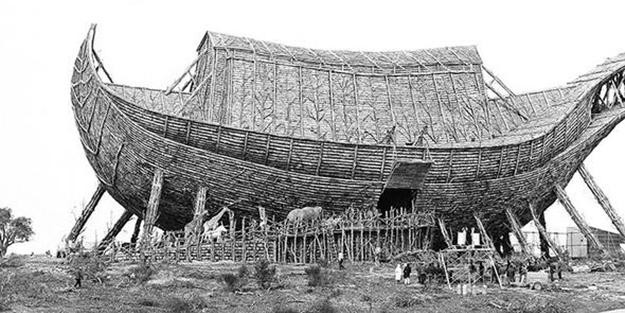 Nuh'un Gemisi nerede? Nuh'un Gemisi hikayesi nedir?