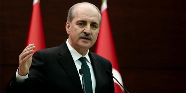 Numan Kurtulmuş: Burada esas mesele Kemal Kılıçdaroğlu ve CHP zihniyetidir