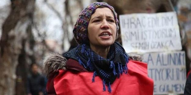 Nuriye Gülmen gözaltına alındı…