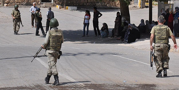 Nusaybin'de 1 hain öldürüldü
