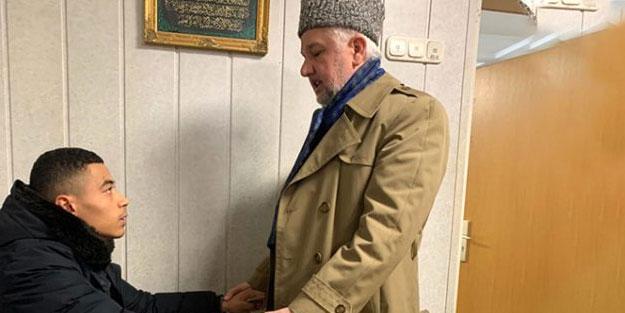 O anları gözyaşları içinde anlattı! Terör saldırısının ardından Müslüman oldu