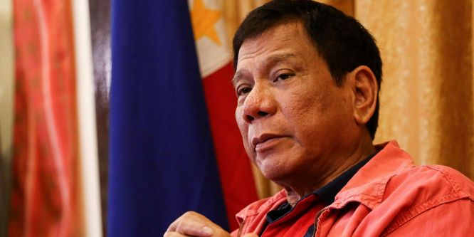 Filipinler Devlet Başkanı Duterte, Rusya'ya gidecek