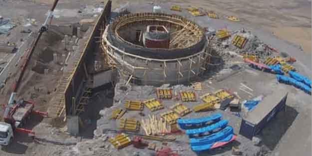 Avrupa'nın en büyük çaplı teleskobu Erzurum'da inşa ediliyor ile ilgili görsel sonucu