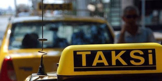 O ilde taksi ücretlerine yüzde 75 zam!