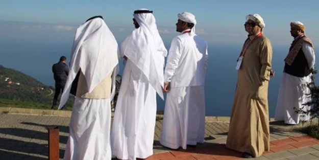O ilimizde Arap turist patlaması!