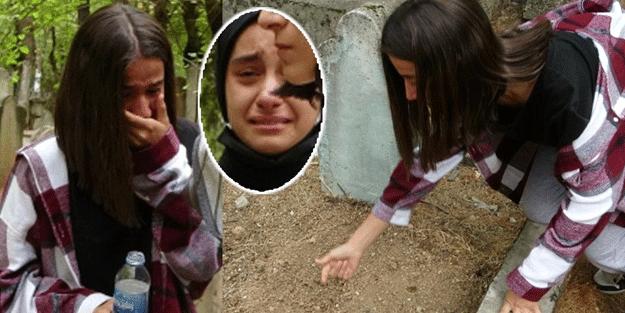 O ilimizde dehşete düşüren olay! Şehitlere dua etmek için mezarlığa giden öğrenciler...