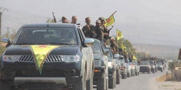 O kentten Afrin'e geldiler!