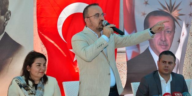 """""""O papazı değil Erdoğan'ı istiyorlar"""""""