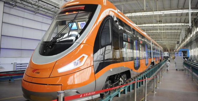 O ülke hidrojen yakıtlı tramvay üretti