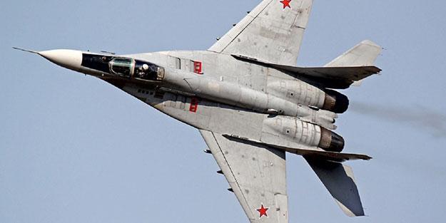 O ülkede Rus savaş uçağı düştü! ABD komplo mu düzenledi?