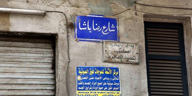 O ülke sokaklarında Türkçe kelimeler...
