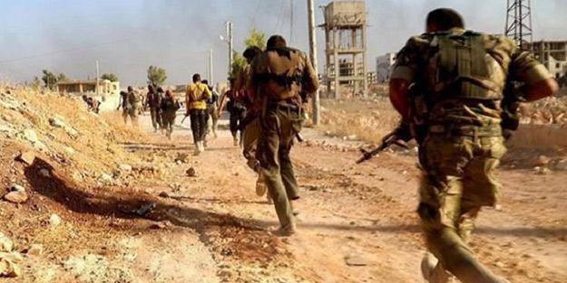 O ülke Suriye'de gizlice harekete geçti! 9 bin Suriyeli'yi silah altına aldılar