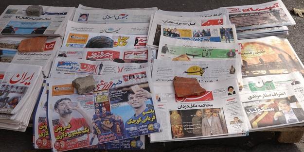 İran medyasında en çok kullanılan 3. dil Türkçe
